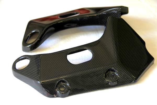 CARBONVANI カーボンバーニ ガード・スライダー フレームガード クリア塗装:ツヤ有 F4 -10