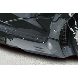 VIVIDPOWER ビビッドパワー スクーター外装 アンダースポイラー カラー:パールサンビームホワイト FORZA[フォルツァ](MF10)