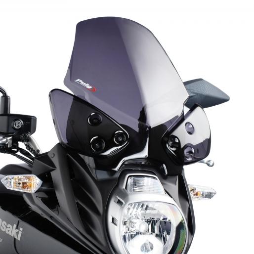 Puig プーチ ニュージェネレーションNKスクリーン カラー:ブラック VERSYS 10-14