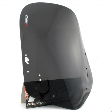 Puig プーチ ツーリングスクリーン カラー:ブラック CBF1000F CBF600S