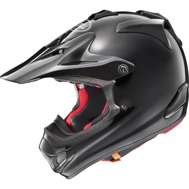Arai アライ オフロードヘルメット V-CROSS4 [V-クロス4 フラットブラック (つや消し)] ヘルメット サイズ:L(59-60cm)