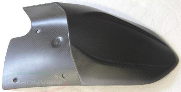 CARBONVANI カーボンバーニ リアフェンダー クリア塗装:つや無 RIVALE800 [リヴァーレ]