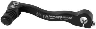 HammerHead ハマーヘッド ブレーキペダル・シフトペダル シフトペダル オフセット:0mm カラー:ブラック R1200GS