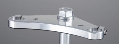 SHIFT UP シフトアップ 172ステムトップブリッジ タイプ:バーハンドル用 NSF100 NSR50 NSR80