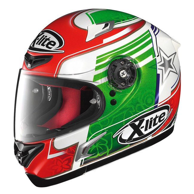 NOLAN ノーラン フルフェイスヘルメット X-LITE X802R ピロバノ サイズ:M(57-58)