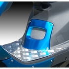 BLESS CREATION ブレスクリエイション スクーター外装 ダクトパネル カラー:ソリッドブラック ADDRESSV125 [アドレス] ADDRESSV125 [アドレス] G