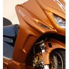 BLESS CREATION ブレスクリエイション スクーター外装 サイドカウル カラー:シルキーホワイト MAJESTY125 [マジェスティ]