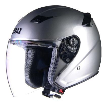 LEAD工業 リード工業 STRAX(ストラックス) SJ-8 ジェットヘルメット L(59-60cm未満)