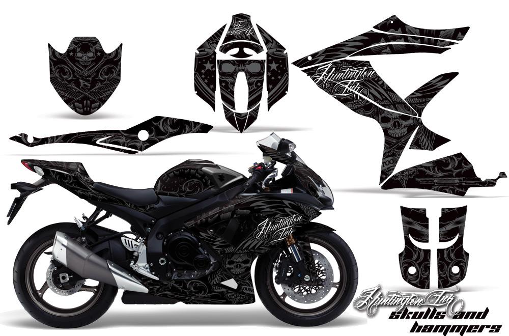 AMR エーエムアール AMR グラフィックデカール(スポーツバイクキット) CBR600RR