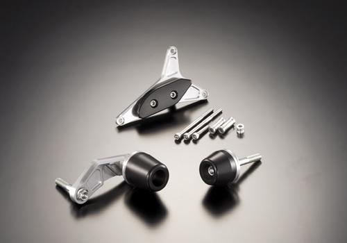 AGRAS アグラス (ロゴ有) ガード・スライダー レーシングスライダー ジュラコンカラー:ブラック GSX-R600 AGRAS (ロゴ有) GSX-R600, 名取市:71972534 --- officewill.xsrv.jp