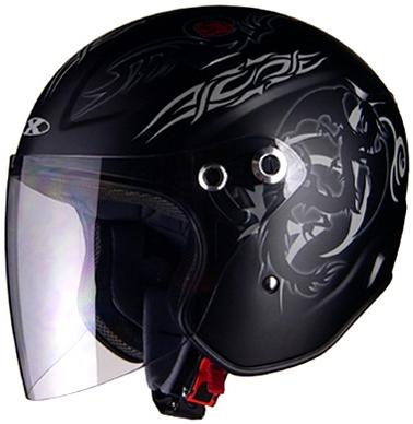 【イベント開催中!】 LEAD工業 リード工業 X-AIR RAZZOIII G1 ジェットヘルメット サイズ:S(55-56cm未満)