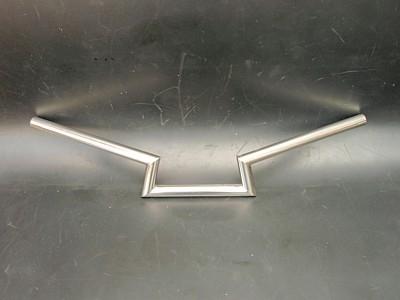 部品屋K&W ハンドルバー ライバー サイズ:1インチ 250TR