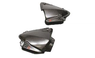 NEXRAY CARBON DRY ネクスレイカーボンドライ インジェクションカバーセット スモークブラック CB1300 ST ABS CB1300 SF ABS CB1300 SB ABS