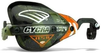 CYCRA サイクラ C.R.M.ハンドガードフルキット 【OPS限定】 カラー:オレンジ ハンドルタイプ:テーパーバー用