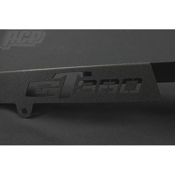 ACP エーシーピー 汎用外装部品・ドレスアップパーツ ロゴ入りチヂミ塗装チェーンケース GT380