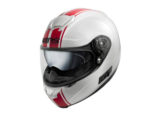 WINS ウインズ フルフェイスヘルメット FF-COMFORT [エフエフ・コンフォート] GT STRIPE [ストライプ] ヘルメット サイズ:XL