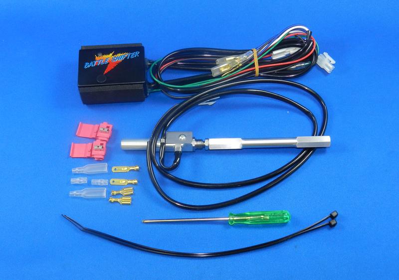 バトルファクトリー BATTLE FACTORY その他ステップパーツ パワーシフター PUSH タイプ CB1300SF