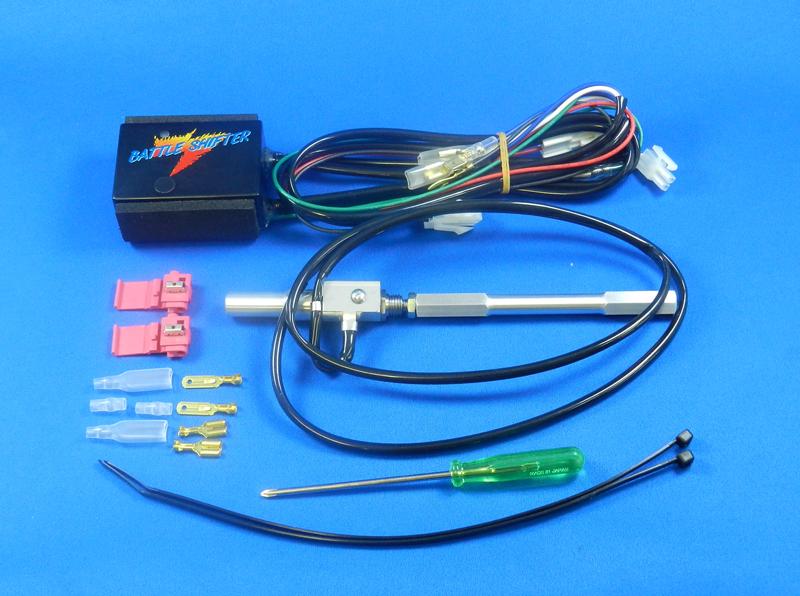 バトルファクトリー BATTLE FACTORY その他ステップパーツ パワーシフター PUSH タイプ RVF750