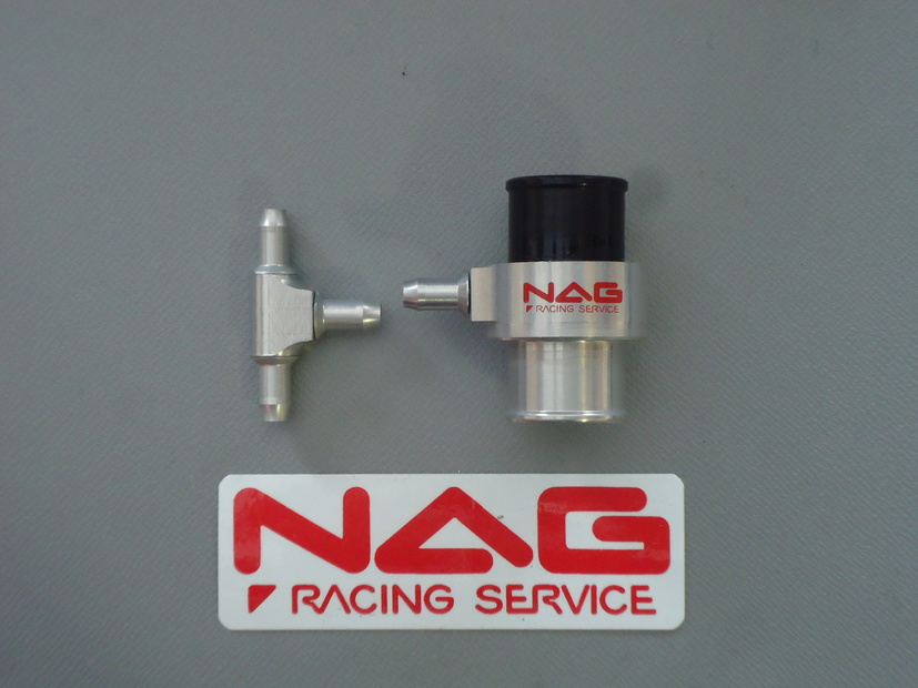NAG racing service ナグレーシングサービス 減圧バルブ類 内圧コントロールバルブ スポーツタイプエマルション対策品 R1100RS SV1000