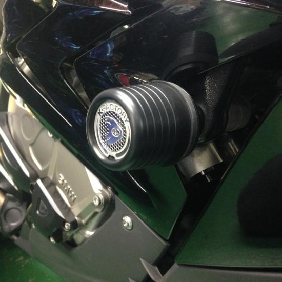 【ポイント5倍開催中!!】K-FACTORY Kファクトリー ケイファクトリー ガード・スライダー エンジンスライダー S1000RR