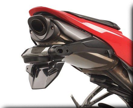 HOT BODIES RACING ホットボディーズ レーシング フェンダーレスキット カラー:艶有ブラック(グロスブラック) [206901] CBR600RR