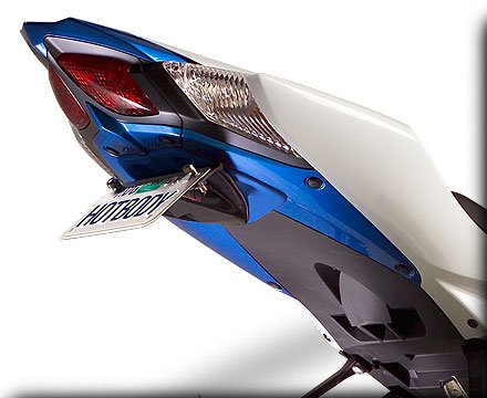 HOT BODIES RACING ホットボディーズ レーシング フェンダーレスキット カラー:艶有ブラック(グロスブラック) [2030-0491] GSX-R1000