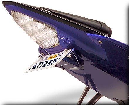 HOT BODIES RACING ホットボディーズ レーシング フェンダーレスキット カラー:艶有ブラック(グロスブラック) [2030-0494] YZF-R6 2008-2012