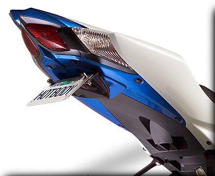 HOT BODIES RACING ホットボディーズ レーシング フェンダーレスキット カラー:艶無ブラック [2030-0490] GSX-R1000 2009-2015