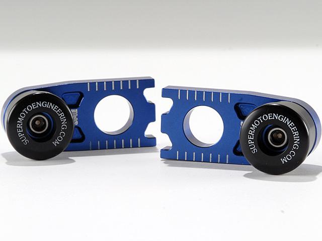 SME エスエムイー ガード・スライダー アクスル ブロック スライダー カラー:レッド YZ250F YZ450F