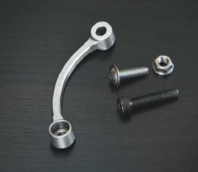 KOHKEN コーケン(旧光研電化) その他ブレーキパーツ CNCオイルタンクステー カラー:ハードパープル