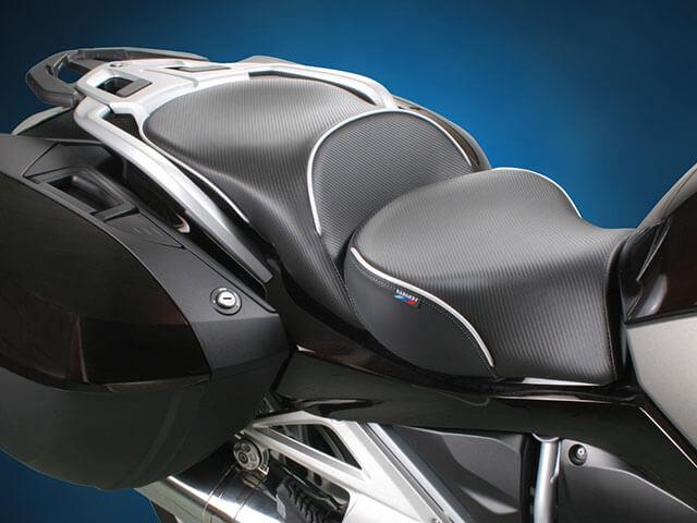 SARGENT サージェント シート本体 ワールドスポーツパフォーマンスシート シート高:EU標準シート(約80.3-82.3cm) バイピングカラー:シルバー R1200RS