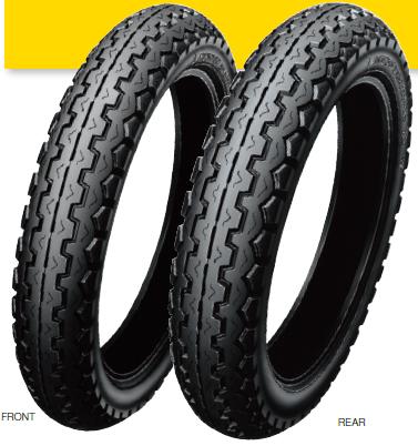 DUNLOP ダンロップ GP SERIES TT100GP【120/80-17 M/C 61H TL】ジーピーシリーズ タイヤ