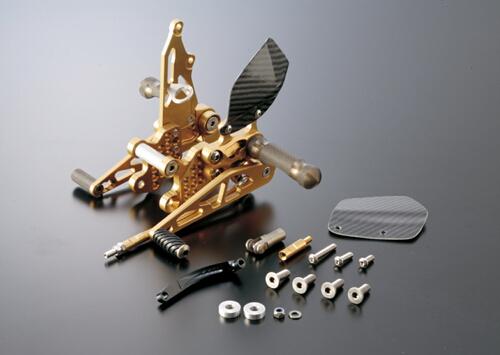 GILLES TOOLING ギルズツーリング バックステップ AS31GTタイプ GSX-R1000