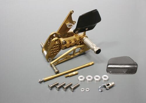 GILLES TOOLING ギルズツーリング バックステップ AS31GTタイプ GSX1300R HAYABUSA [ハヤブサ]