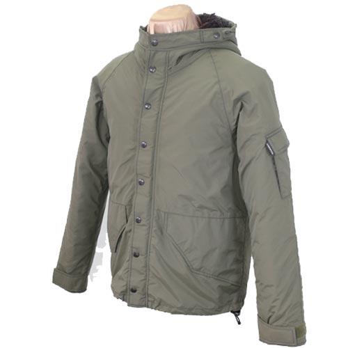【送料無料】ジャケット KADOYA カドヤ 6548-0  KADOYA カドヤ ナイロンジャケット CWP [M.I.R SPEC] ジャケット サイズ:M