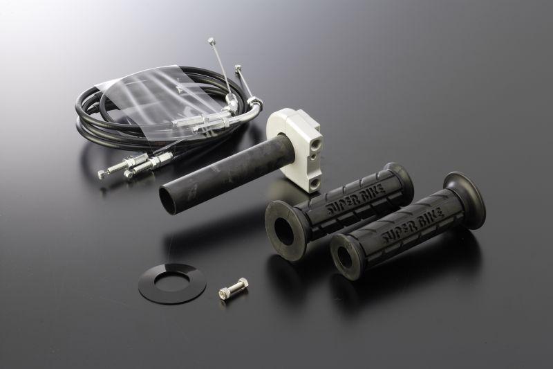 ACTIVE アクティブ その他ハンドルパーツ スロットルキット TYPE-1 インナー巻取径:Φ36 素材:ワイヤー金具メッキ MT-09(14-17)