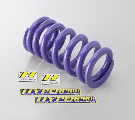HYPERPRO ハイパープロ リアサスペンション リアスプリング SPEEDTRIPLE [スピードトリプル]
