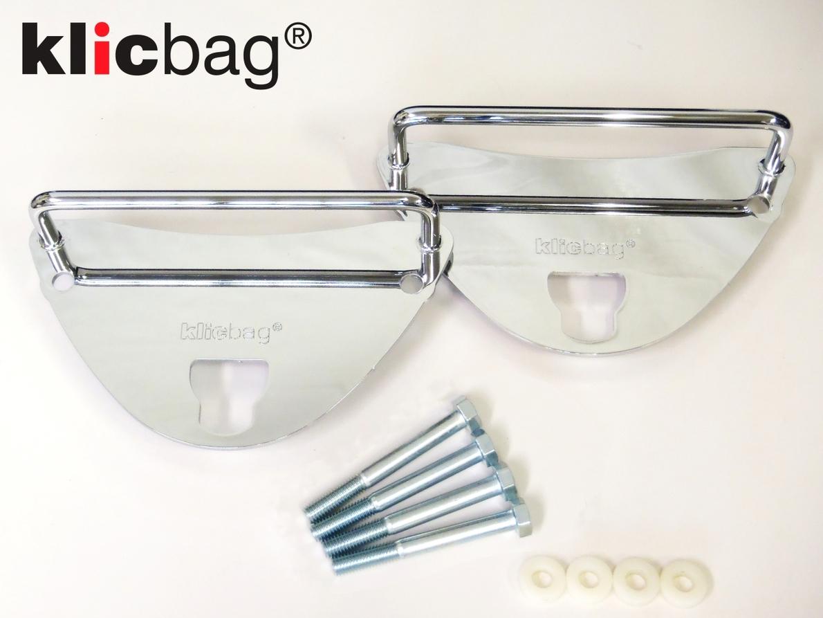 Klicbag クリックバッグ Klicbag専用ブラケット(フィッティング) GV125C GV250