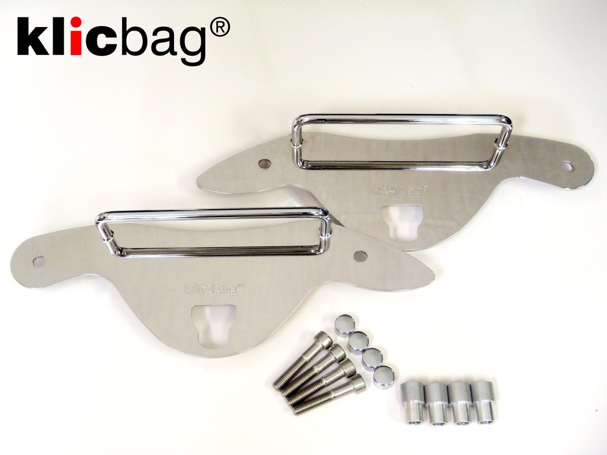 クリックバッグ バッグ・ボックス類取り付けステー Klicbag専用ブラケット(フィッティング)