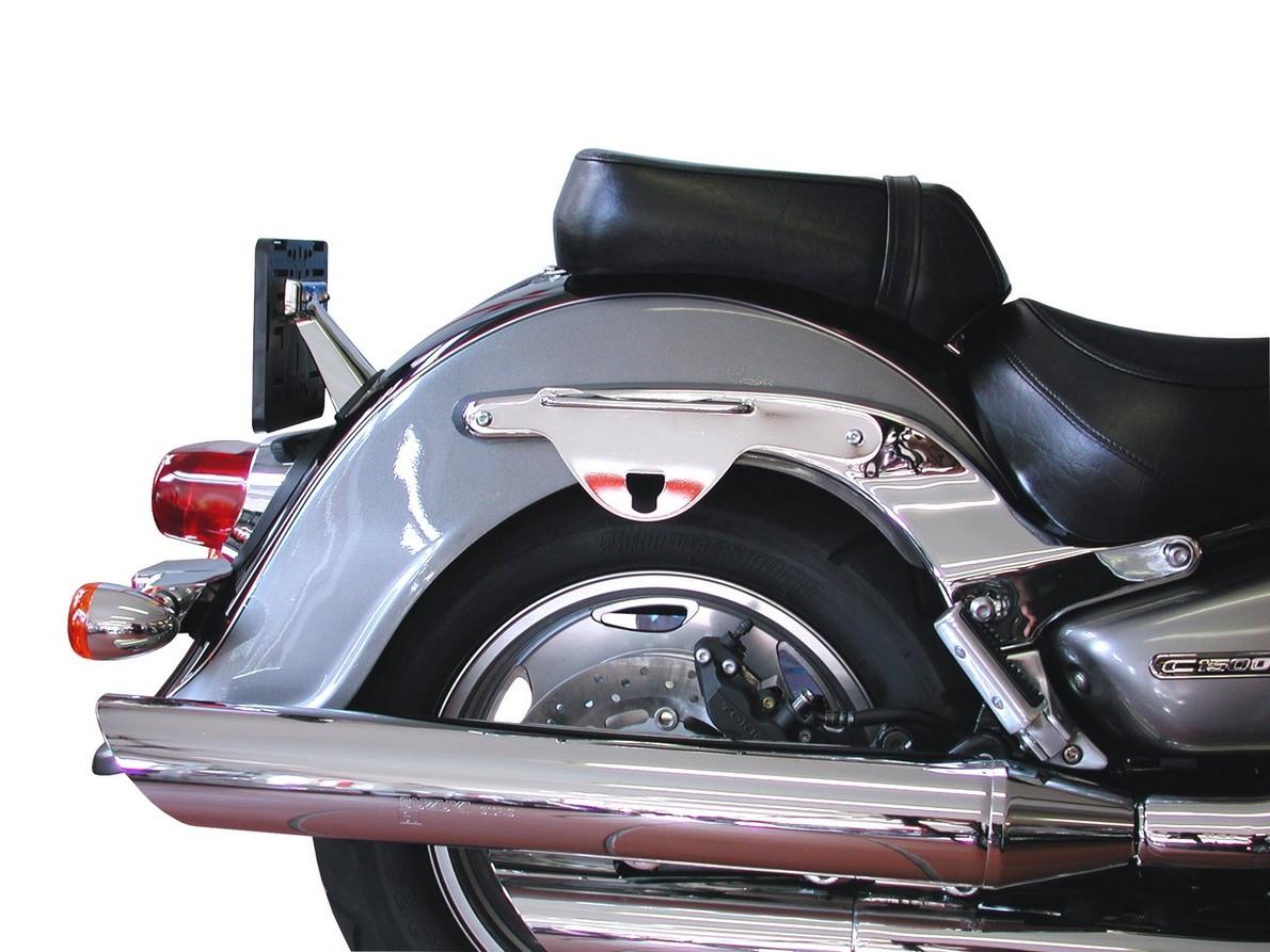 Klicbag クリックバッグ Klicbag専用ブラケット(フィッティング) VL1500 イントルーダー C1500 イントルーダー VL1500 イントルーダーLC ブルバード C90