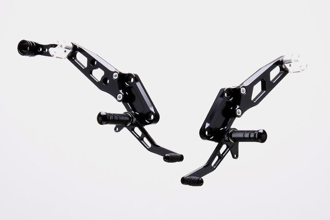 バックステップ STRIKER STEP KIT[ストライカーステップキット] Type DPS ZRX400 ZRX400II