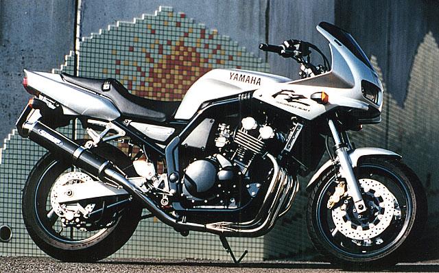 STRIKER ストライカー フルエキゾーストマフラー US SUPER SPORTS[アップスーパースポーツ] ステンレスフルエキゾースト タイプ:チタン素地 FZ400