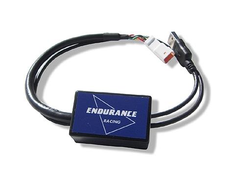 ENDURANCE エンデュランス ハーネス FIBプロ用USB接続ケーブル