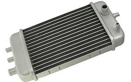 B1 ビーワン ラジエーター本体 ラジエーター DERBI SENDA用 ( radiator Derbi Senda【ヨーロッパ直輸入品】)