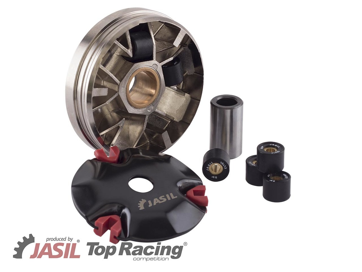 トップレーシング プーリー関連 TOP RACING Variator S1V for PEUGEOT ST、 Rapido、 HONDA Vision、 Dio【ヨーロッパ直輸入品】
