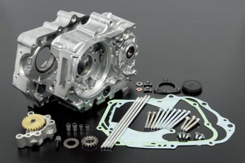 SP武川 SPタケガワ 強化クランクケースキット セカンダリー式 (88cc/100cc/106cc) ゴリラ ゴリラ モンキー モンキー モンキーBAJA