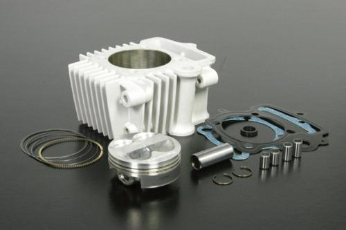 SP武川 SPタケガワ その他エンジンパーツ DOHC4V SCUT100cc変換用シリンダーキット スカット CRF50F CRF70F XR50R(競技用) XR70R ゴリラ モンキー