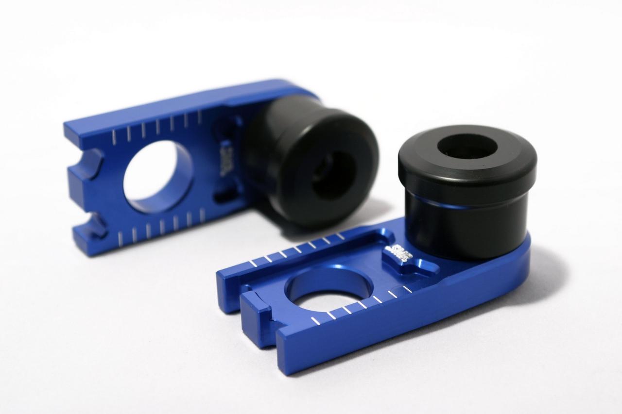 SME エスエムイー ガード・スライダー アクスル ブロック スライダー カラー:ブラック WR250R WR250X