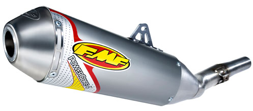 FMF エフエムエフ POWER CORE 4SAスリップオンマフラー DR-Z400S DR-Z400SM