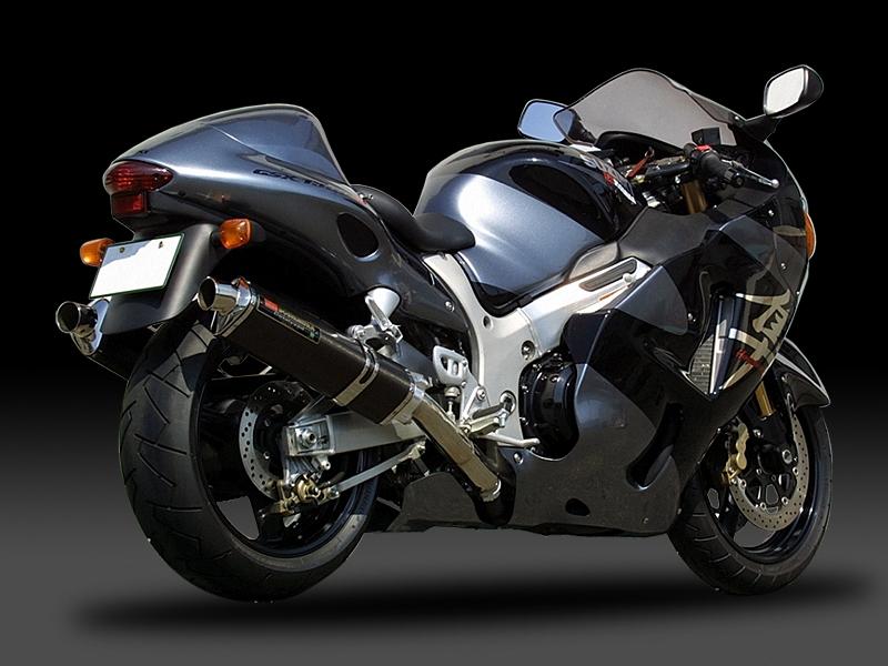 YOSHIMURA ヨシムラ スリップオン Tri-Ovalサイクロン(1エンド) GSX1300R ハヤブサ(隼) GSX1300R ハヤブサ(隼)